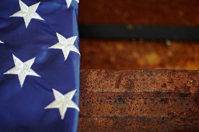 WTC: Der ganze Stolz einer Nation