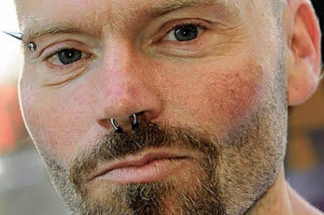 """Künstler Jan Sosein Carl: """"Reaktionen sind wichtig"""""""