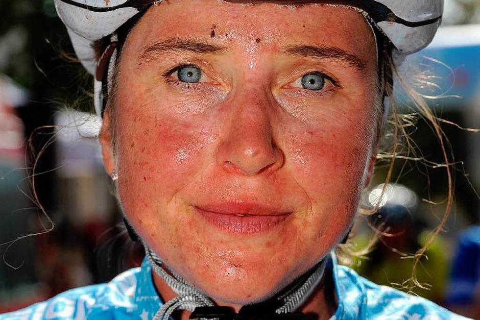 Annette Griner (Murg), Siegerin über 60 Kilometer