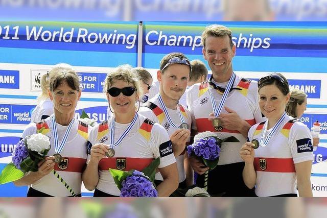 Breisacher Ruderin gewinnt Bronze-Medaille bei Weltmeisterschaft