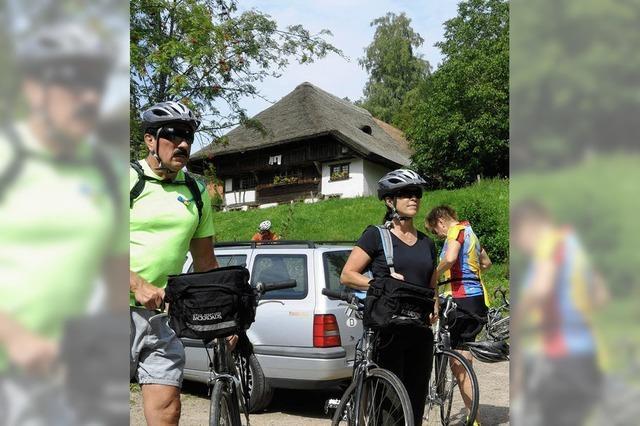 Berta und die Biker aus Amerika