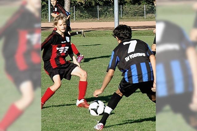 Sommerturnier der Fußballer