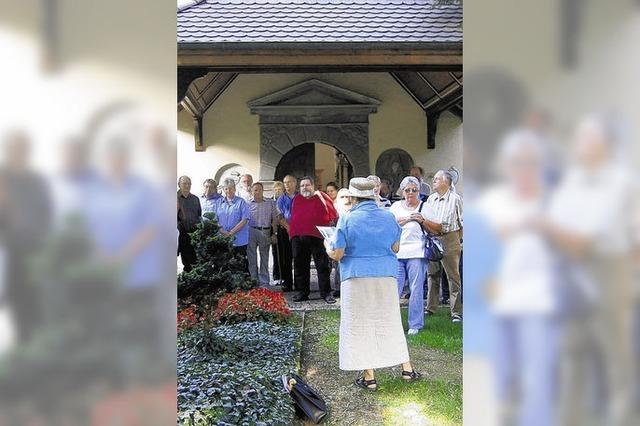 Waldshuts Witwen retteten manche Familie
