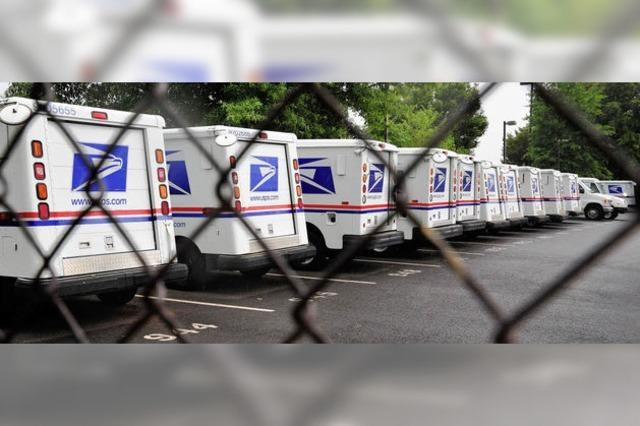 Liebesbriefe sollen die US-Post retten