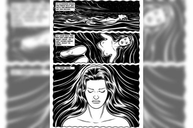 Charles Burns' Comic über seine Jugend in Seattle