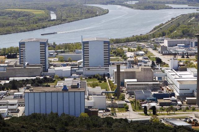 """Atomanlage Marcoule: """"Ein Industrieunfall, kein Atomunfall"""""""