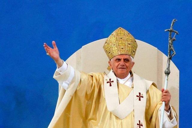 Der Papst im deutschen TV