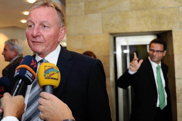 Kretschmann warnt SPD – Schmid relativiert