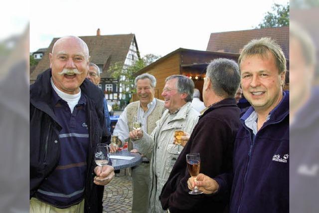 Wenn Wein die Gäste verzaubert