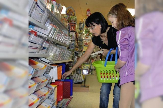 Schulanfang sorgt für Einkaufsstress
