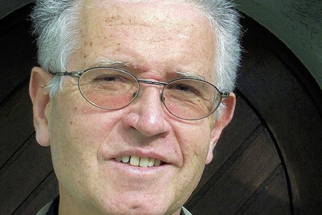 Rudi Heiser gibt den Vorsitz ab