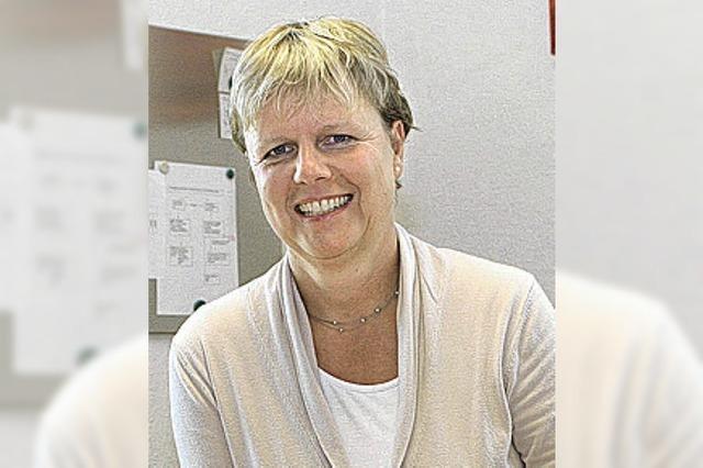 Birgit Hehl betritt kein Neuland