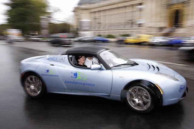 Emissionsfrei mit dem Elektroauto durch Europa