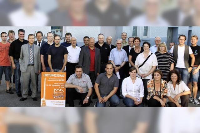 40 Betriebe zeigen ihre Leistungen