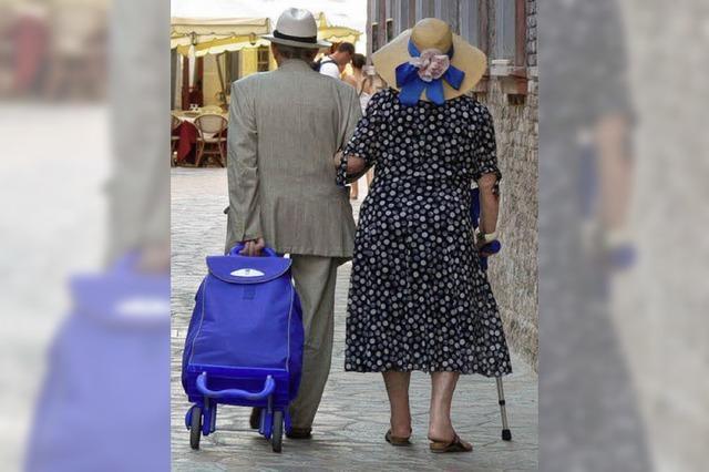 Immer mehr Ältere lassen sich scheiden