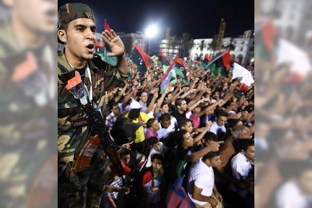 Libyen steht vor einem Machtkampf