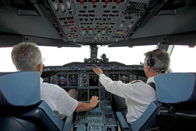 Lufthansa-Piloten dürfen bis 65 fliegen