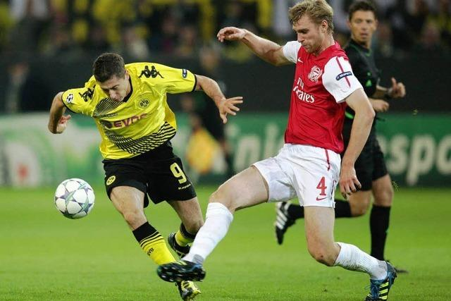 Dortmund spielt remis, Leverkusen verliert