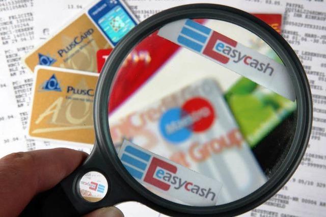 Sollten Daten von EC-Karten-Nutzern verkauft werden?