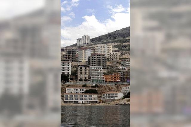 Albanische Riviera - Grün-blaue Hoffnung