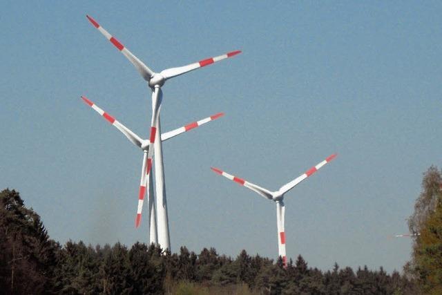 Stegen sagt Ja zur Windkraftnutzung