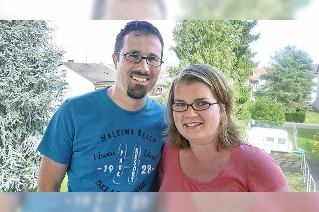 Pastorenpaar hält Kirche