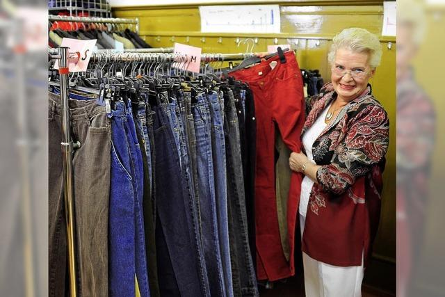 """""""Kleiderladen"""" so nötig wie eh und je"""