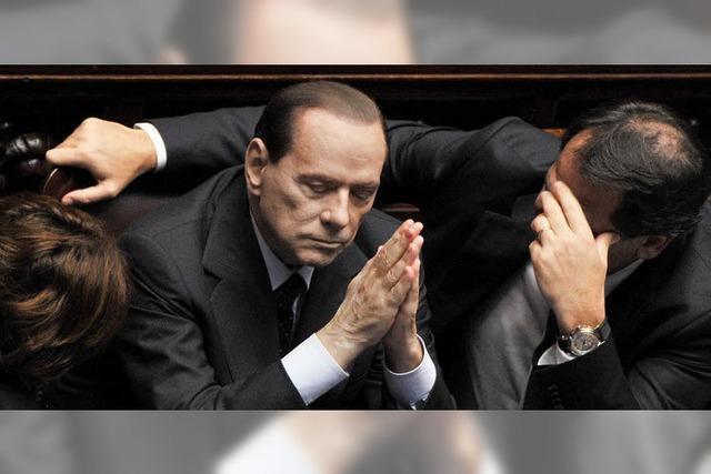 Italiens Parlament stimmt Sparpaket zu