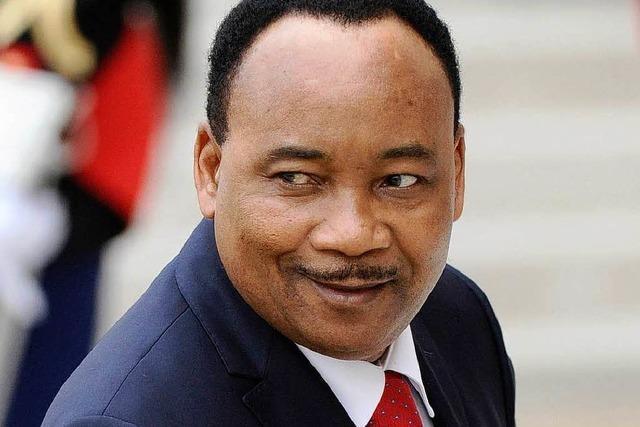 Der Niger will den Gaddafi-Clan nicht