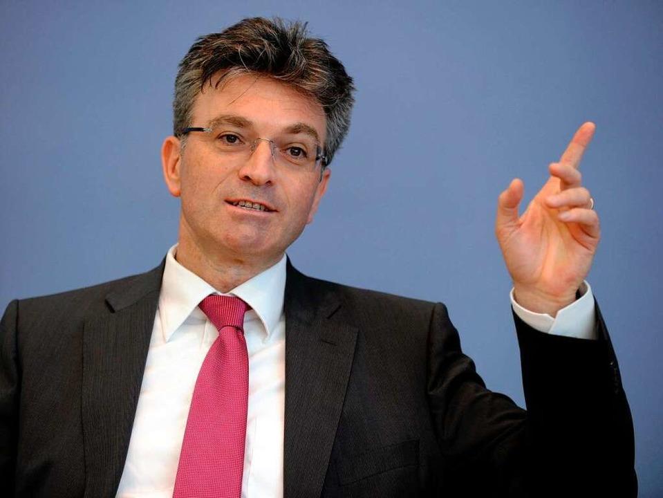 Freiburgs Oberbürgermeister Dieter Salomon  | Foto: dpa
