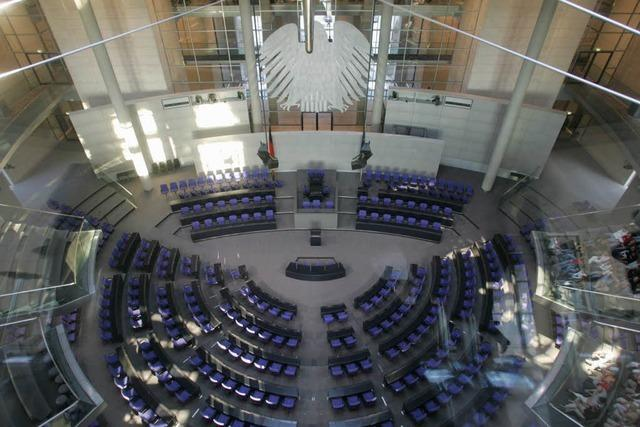 Vatikan kritisiert Papst-Gegner im Bundestag
