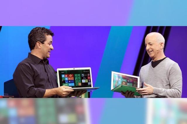 Microsoft erfindet Windows neu