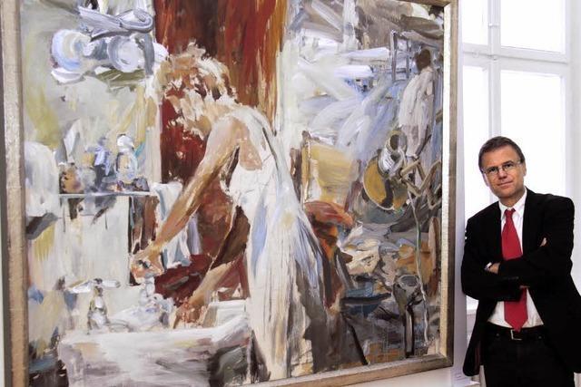 Herbstausstellung: Überraschungen der Malerei