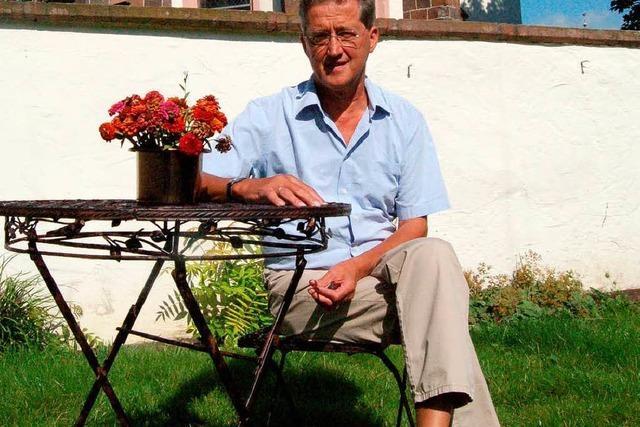 Pfarrer Goetz nimmt Abschied vom Kaiserstuhl