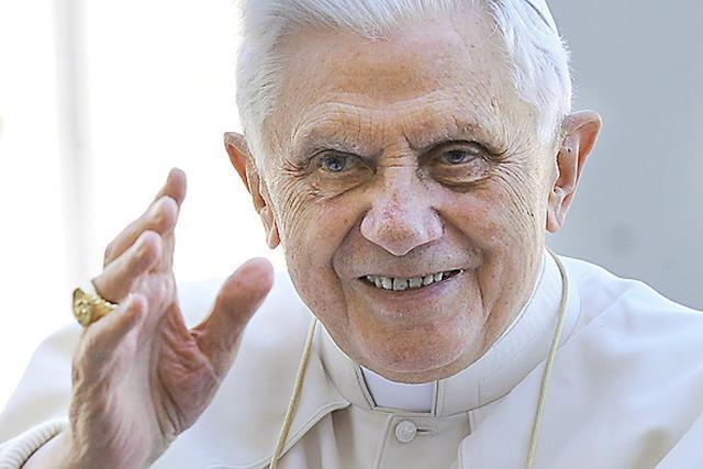 Sport in Südbaden: Papst stört den Spielbetrieb