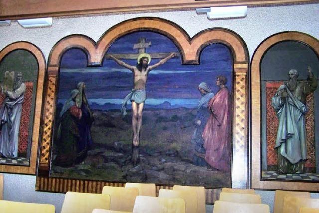 Stadtkirche Waldkirch: An exponierter Stelle errichtet