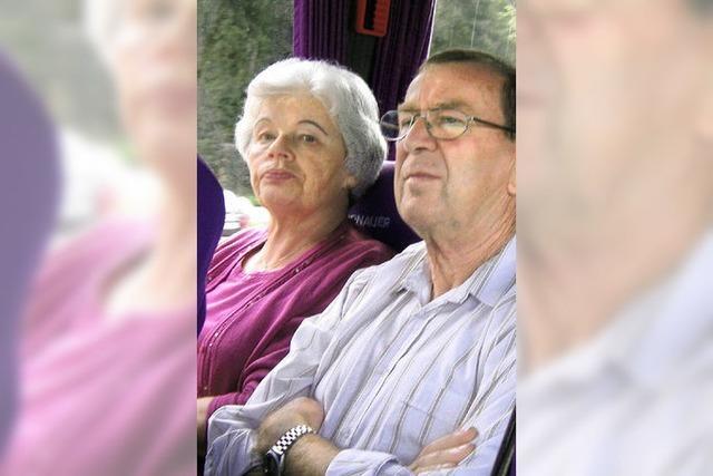Senioren besuchen Dom
