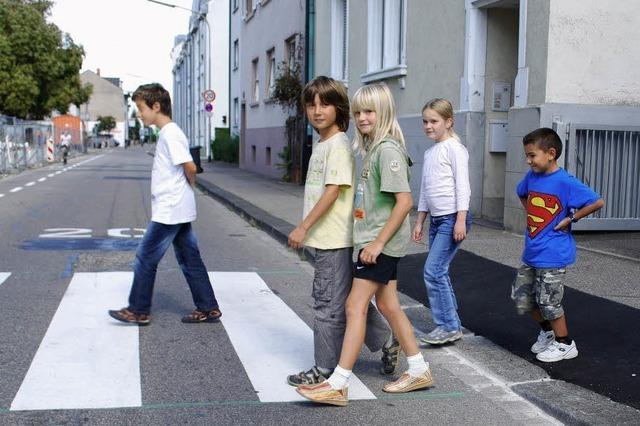 Hebelschule: Das Elterntaxi soll zu Hause bleiben