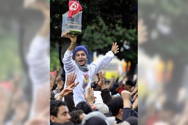 Tunesiens Journalisten erproben die neue Freiheit