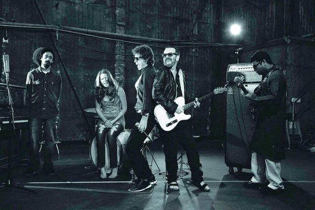 Superheavy mit Mick Jagger veröffentlichen ihr Debütalbum