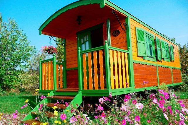 Neuer Trend: Campen mit Luxustouch