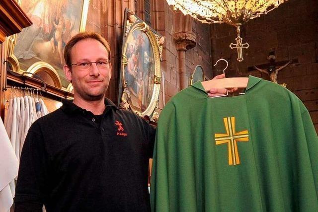 Die Macher des Papstbesuchs: Faktencheck mit dem Mesner