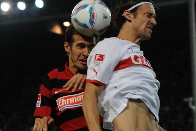 Derby: Freiburg verliert gegen Stuttgart mit 1:2 (0:1)