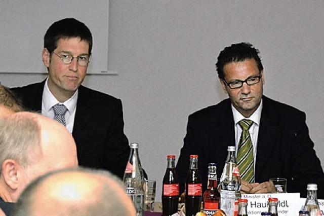 CDU-Spitze in Grafenhausen