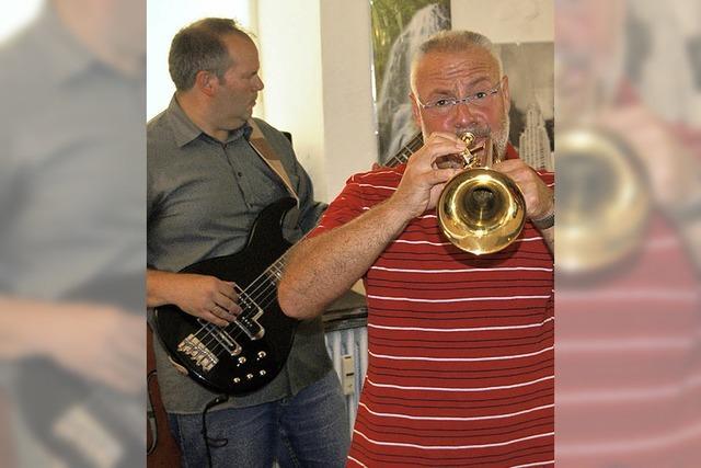 Wenn Jazz auf Lyrik trifft, wird improvisiert