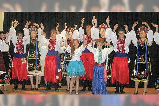 Wunderschönes aus der Ukraine