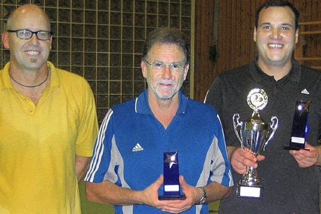 Erneuter Erfolg für Alajbegovic