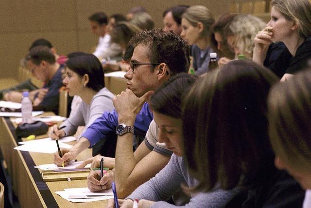 Uni Basel: Mehr Studenten, weniger Anfänger