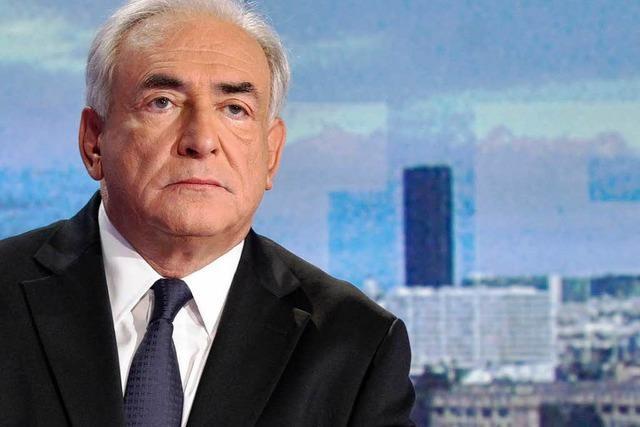 Strauss-Kahn: Eine Beichte zur besten Sendezeit