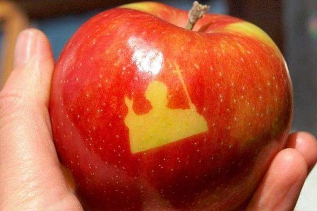 Ortenauer lässt 1200 Papstäpfel reifen